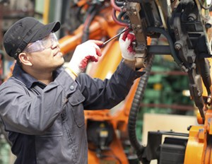 Equipment or Tool-Related Accidents