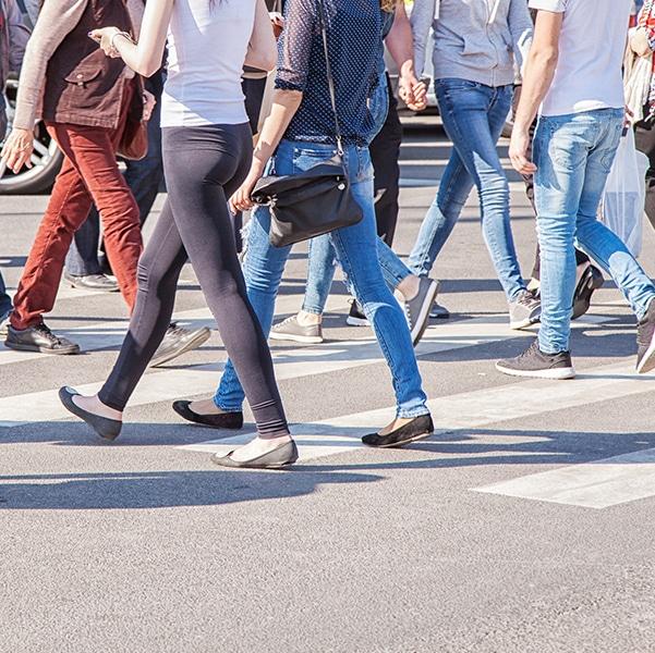 Pedestrian Injury 2